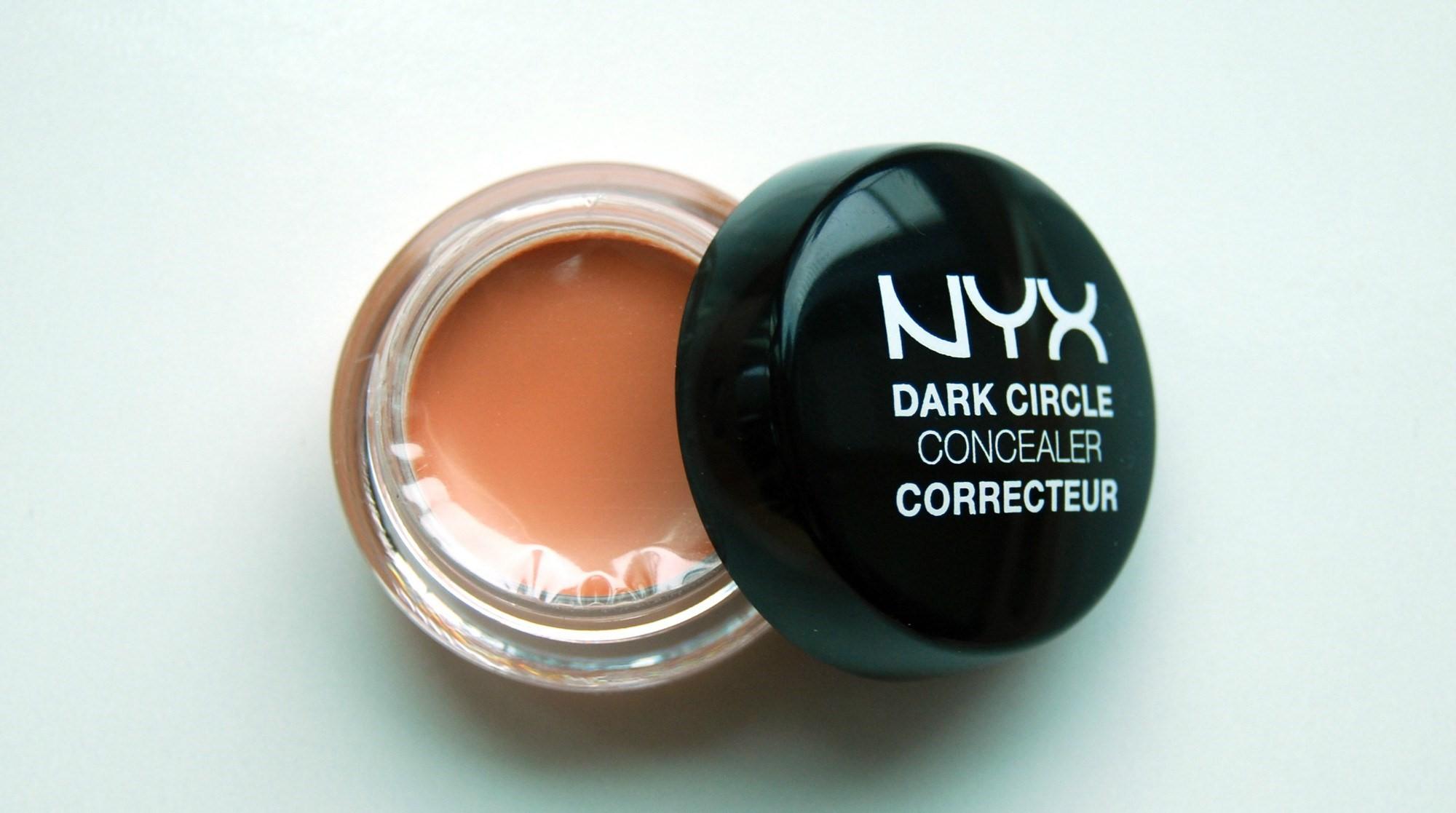 Arma eficaz contra olheiras – Dark Circle Concealer da NYX Cosmetics