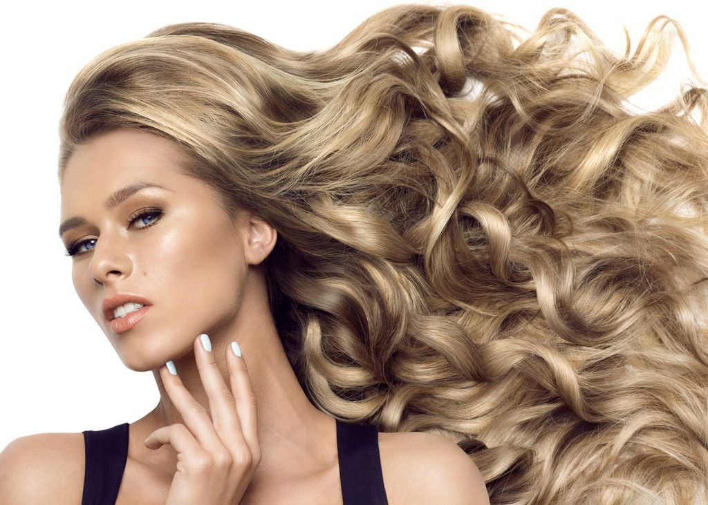 cabelo bonito com óleo capilar Nanoil