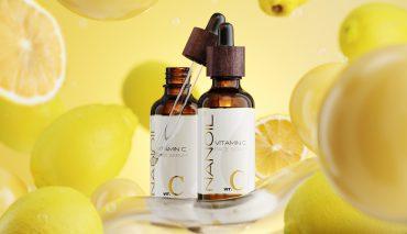 Nanoil o melhor soro facial com vitamina c